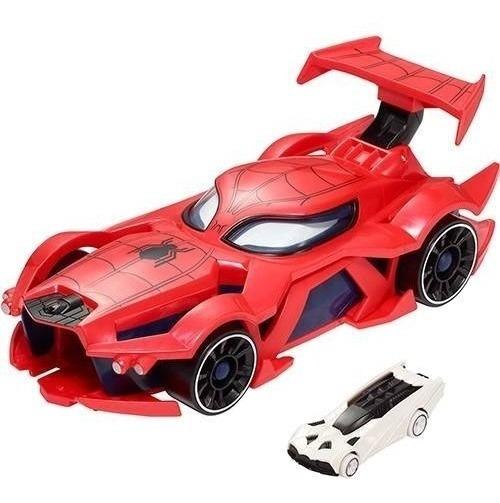 Hot Wheels - Lançador Homem-aranha - Mattel Fgl45