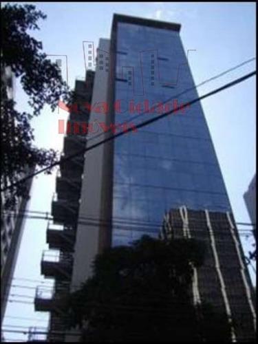 Salas/conjuntos - Itaim Bibi - Ref: 92 - V-cj0039