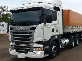 Scania R440 6x4 2015 Mais Bitrem 7 Eixos Óimo Estado