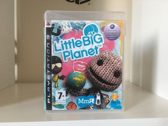 Little Big Planet - Ps3 - Mídia Física Original