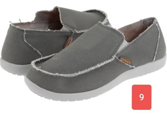 Zapatos Crocs Comodos Casuales Hombre Talla: 9 Americanos