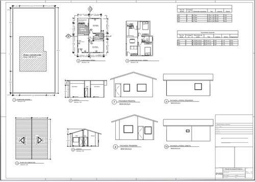 Imagem 1 de 1 de Projetos De Engenharia.