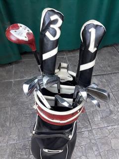 Set De Palos De Golf Wilson Betty Hichs.