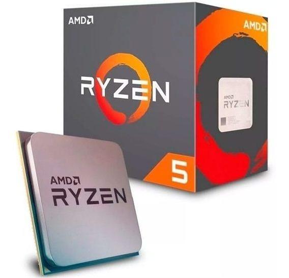 Procesador Cpu Amd Ryzen 5 1600 (version De 8 Nucleos)