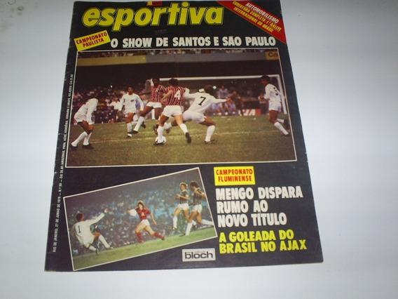 Revista Manchete Esportiva Nº 89 06/79
