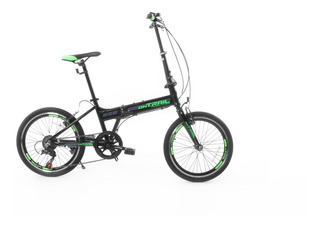 Bicicleta Plegable On Trail Rin 20 Vbrake 7 Vel