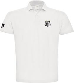 Camisa Camiseta Do Santos Masculino E Feminina Baby Look
