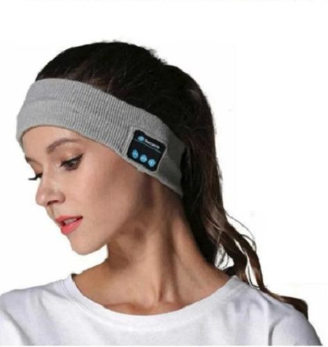 Gorro Faixa Bluetooth Wireless Headphones Speaker Hat Freteg