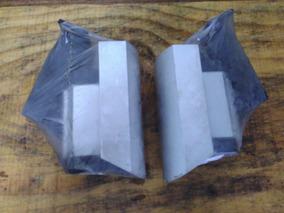 Kit Com 2 Caixa De Proteção Anodizada Para Câmeras