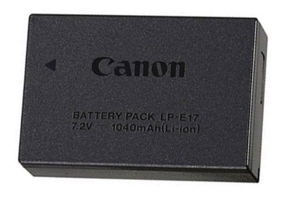 Bateria Lp-e17 Para Canon Eos Rebel T6i, Rebel T6s, M3 E Sl2