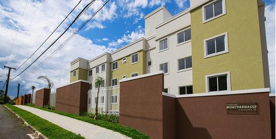 Apartamento Residencial Para Venda, Loteamento Montparnasse, Almirante Tamandaré - Ap8137. - Ap8137-inc