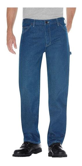 Dickies 1993 Jeans Carpintero Pantalón Mezclilla Uso Rudo