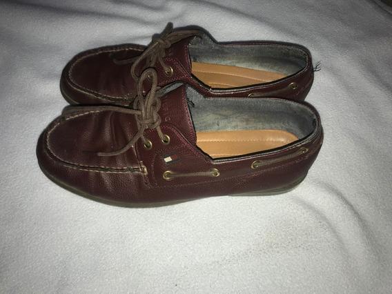 Zapatos Vestir Nautico Hombre Marca Tommy Hilfiger Usa 10
