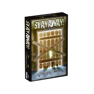 Stay Away - Card Game - Sherlock Pt-br