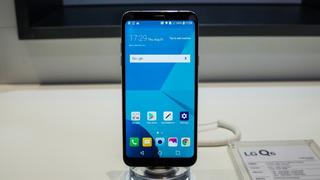 Celular Lg Q6 Lgm700 32gb Android (c/ Reconhecimento Facial)