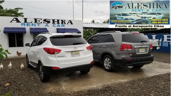 Aleshka Rent A Car, Renta De Vehículos, Santiago, Rep. Dom