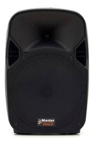 Caixa Ativa 10 Master Voice C/ Bateria Interna Kadu Som Full