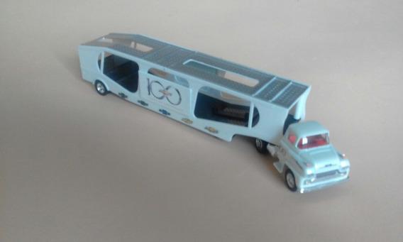 Caminhão Cegonha Gm M2 Para Mini 1/64