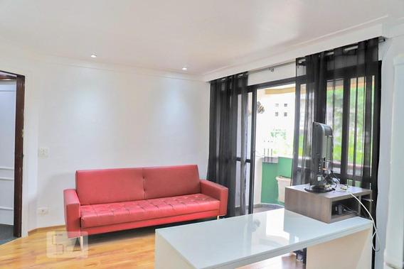 Apartamento Para Aluguel - Higienópolis, 1 Quarto, 40 - 893065690