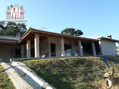 Chácara Rural À Venda, Zona Rural, Pinhalzinho. - Si0004