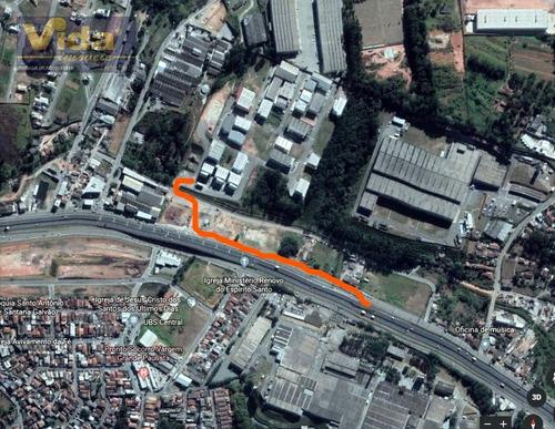 Galpão Para Locação  Em Vargem Grande Paulista  -  São Paulo - 41224