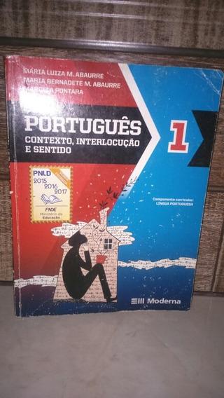 Livro De Português Vol 1 - Ensino Médio