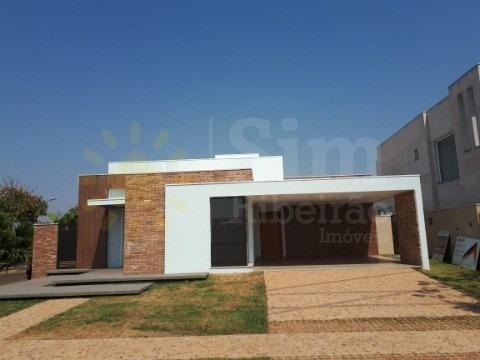 Casa A Venda No Condomínio Alphaville. Região De Bonfim Paulista. - Cc01263 - 32940212