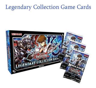 Yu-gi-oh! Cole??o Legendary Kaiba Game Cards 153pcs Cards