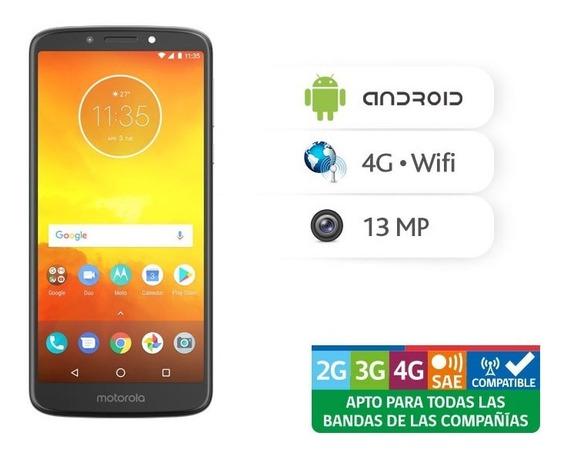 Smartphone Motorola Moto E5 Gray Entel