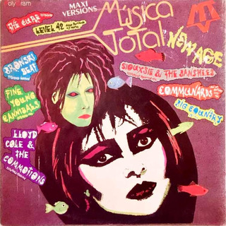 Lp Musica Total New Age - 1986