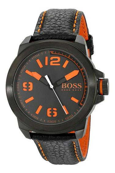 Relojanálogo Marca Hugo Boss Modelo: 1513152 Color Negro Par