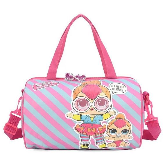 Bolsa Lol Surprise Bolsinha Bonecas Lol Necessaire Original