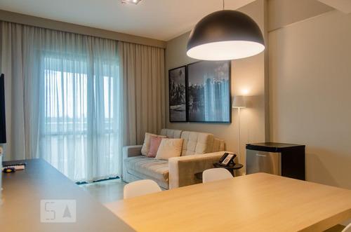 Apartamento Para Aluguel - Caminho Das Árvores, 1 Quarto,  46 - 893305382