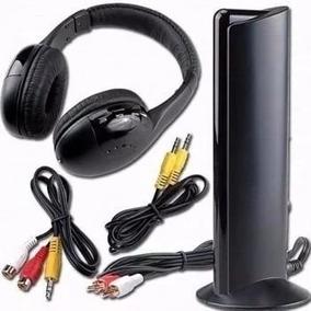 Fone De Ouvid Knup Kp-323 5 Em 1 Wireless Sem Fio Vitrine