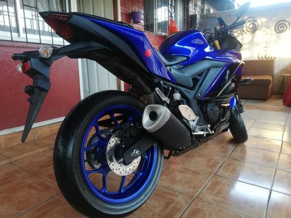 Yamaha R3 A