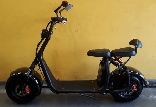 Patinete Moto Scooter Elétrico Bateria Removível 12ah 60v