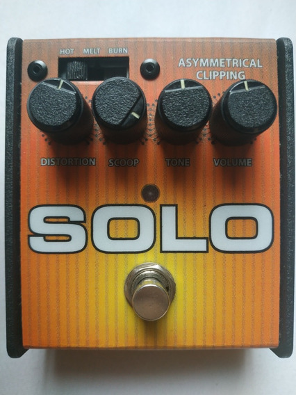 Pedal Pro Co Rat Solo, Made In Usa, Novinho.