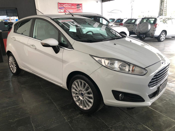 Ford Fiesta 1.6 16v Titanium Flex 4p Powershift