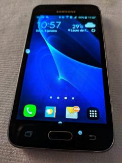 Samsung Galaxy J1 2016 + Carregador/usb Turbo 18w - Shinka