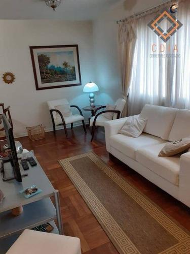Apartamento Com 3 Dormitórios À Venda, 86 M² Por R$ 950.000,00 - Moema - São Paulo/sp - Ap53788
