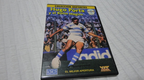Hugo Porta Y El Botin Magico- Coleccion Deportes- Dvd