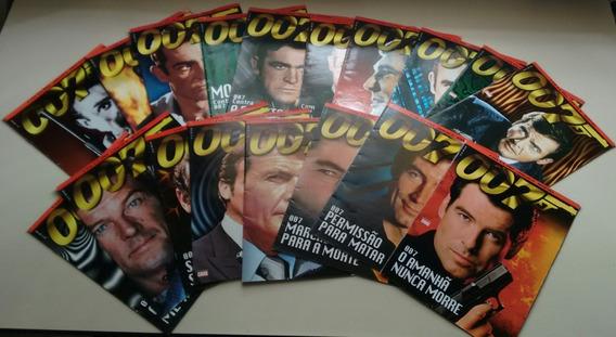 Fascículos Coleção James Bond Completa Especial Caras F987