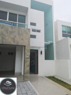 Casa En Venta Parque Veneto-lomas De Angelopolis $6,500,000