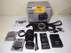 Panasonic Lumix G3, Lentes 14-42 E 14 2.5, 3 Baterias Flash