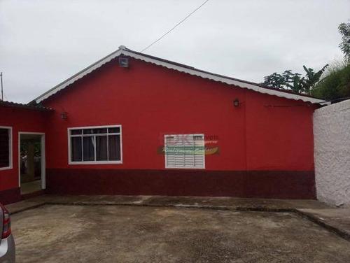 Imagem 1 de 5 de Chácara Com 4 Dormitórios À Venda, 2000 M² Por R$ 180.000,00 - Buquirinha I - São José Dos Campos/sp - Ch0556