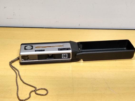 Câmera Fotográfica Kodak Ektra 20 Sucata Decoração L2240 Ler