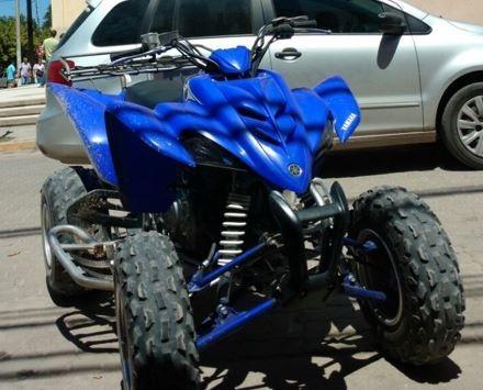 Yamaha Raptor 350cc