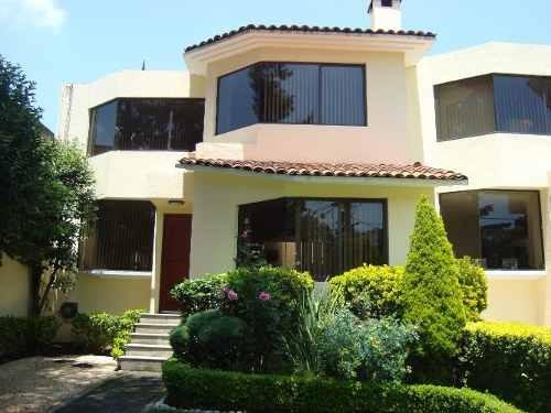 Casa En Renta Cerca Santa Fe