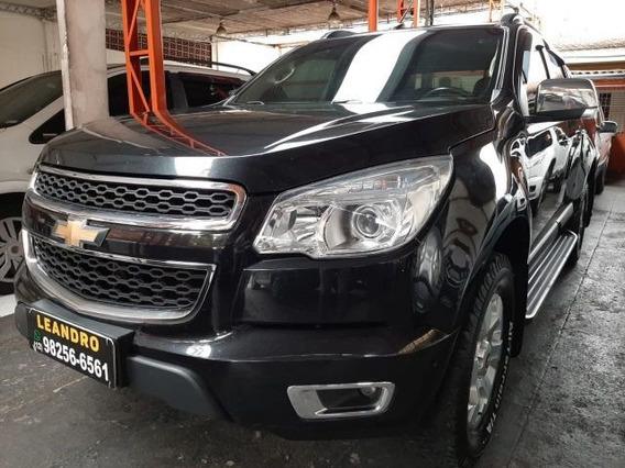 Chevrolet S10 Ltz 4x2 Cabine Dupla 2.4 Flexpower