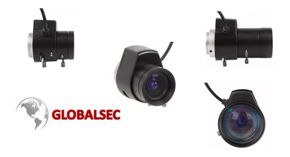 Lente Auto Iris Varifocal Camera Xlp 0660r 6 60 Mm Intelbras